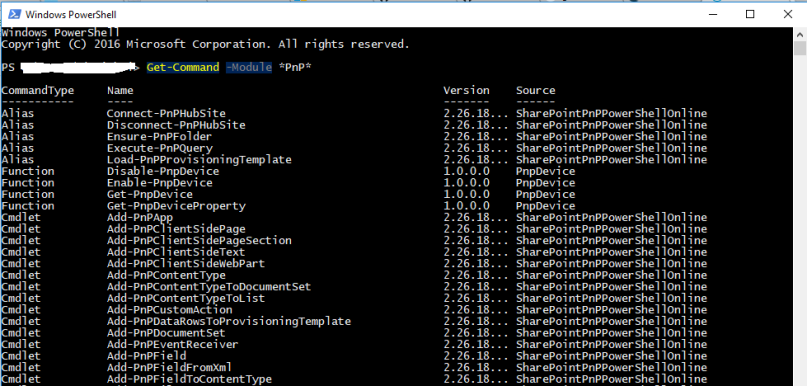 PnP PowerShell: Working with different types of field using Add