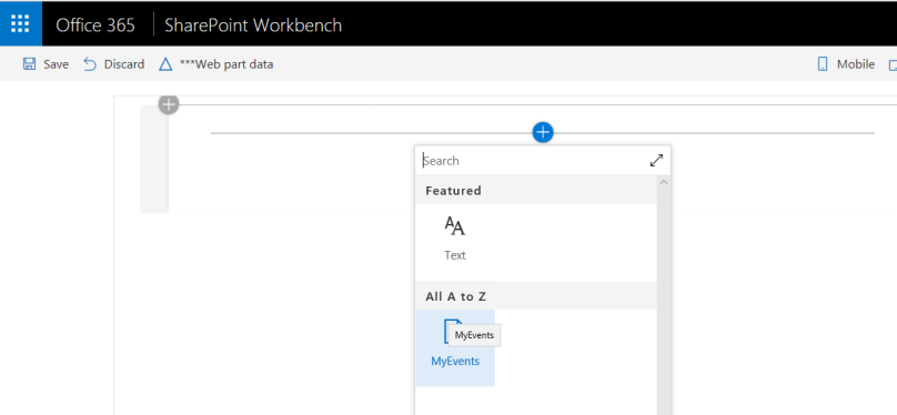 Integrate Angular Elements with SharePoint Framework – Welcome to